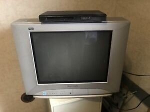 Older tv and DVD player