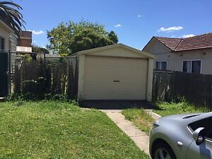 Garage/shed Condell Park Bankstown Area Preview