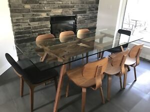 Dining room set (will sell as a set or separately)