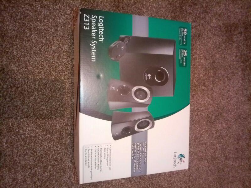 Logitech+Z313+Speaker+System