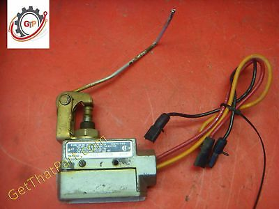 Wolf Airflow Afs-100e-c Circulating Oven Chef Door Switch Arm Assembly