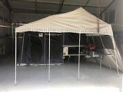 Johnnos camper trailer Hoddles Creek Yarra Ranges Preview