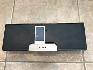 Sony Portable Speaker with  Remote