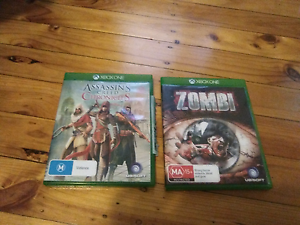 Xbox one games for sale Elizabeth South Playford Area Preview