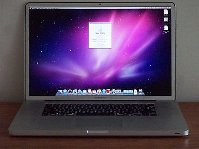 ☛APPLE☆17in☆MACBOOK☆PRO☆A1297☆ALUMINUM☆COMPUTER SILVER UNIBODY☛MAC TESTED GOOD