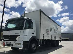 TRUCK WITH CONTRACT FOR SALE Yarraville Maribyrnong Area Preview