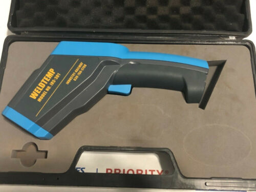 WELDTEMP IRS-301  Infrared Thermometer Welding -76 to +1600 Degrees Fahrenheit