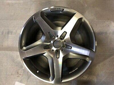 Original Mercedes Alufelge AMG GLE GL GLS W166 10Jx21 ET46 A1664012602 gebraucht