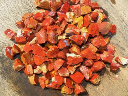 3000 Carat Lots of Chestnut Jasper Rough - Plus a FREE Faceted Gemstone