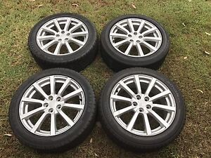 """Subaru Tyres & Rims 17"""" Rutherford Maitland Area Preview"""
