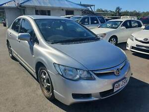 2008 Honda Civic VTi - Auto - 4Cyl - Warranty - Driveaway Birkdale Redland Area Preview