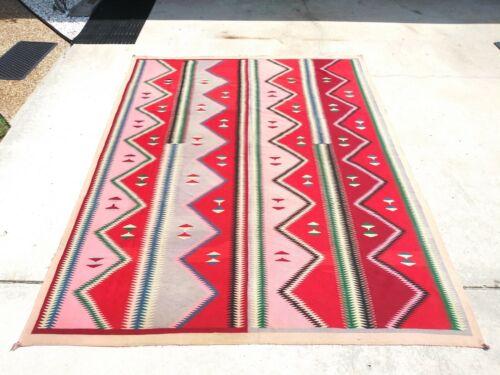 """Navajo Germantown Rug 103"""" x 81""""VERY RARE Beautiful circa 1865-1895 !!!!"""