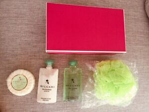 Gift set for women. Bvlgaria Luxurious fragrant body product.