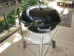 Weber Kettle BBQ Golden Grove Tea Tree Gully Area Preview