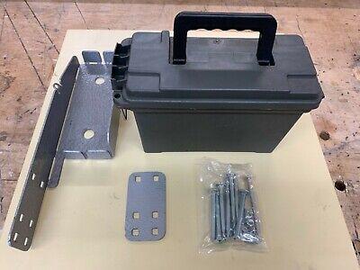 John Deere 650 750 850 950 1050 Tractor Roll Bar Mount Tool Box