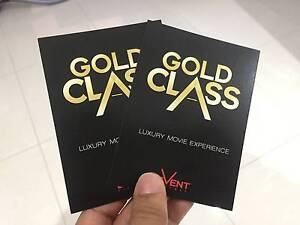 2x Gold Class eVent Cinemas tickets Padstow Bankstown Area Preview
