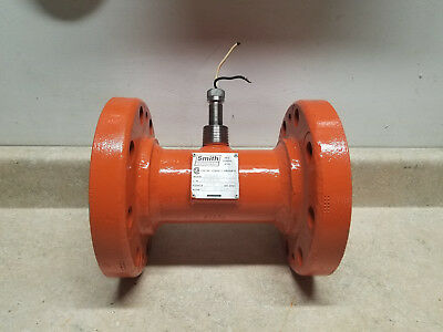 Used Smith 3gc4c-1 600 Ez-in Turbine Flowmeter