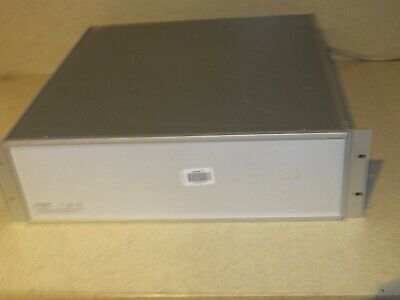 Programmed Test Sources Pts 120 Frequency Synthesizer Model 120rkn G
