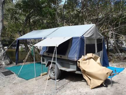 OZ Trail Camp 6 Trailer tent Bentley Park Cairns City Preview