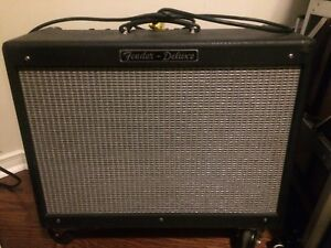 Fender Hot Rod Deluxe Tube Guitar Amplifier Made in USA