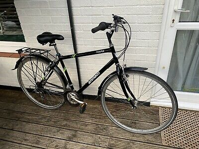 """Ammaco Mayfair Hybrid Bike 28""""wheels 19""""Frame 18 Speed IDEAL FOR TALL PERSON"""