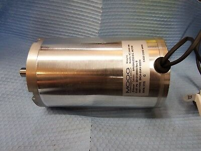 Moog Brushless Dc Motor 3010106959 Bn34-av-03ch