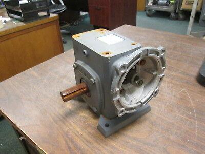 Boston Gear Reducer F724b30b5g1 Ratio 301 1.15hp Input 980inlb Torque Out Used