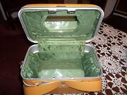 Vintage Hard Case Suitcase