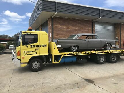 Tilt tray tow truck  Yatala Gold Coast North Preview