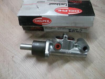 Brake Master Cylinder 1517 LPR GMC244 CDU3792 GMC191 GMC200 GMC243 P04645 New