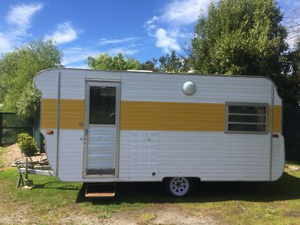 Wanted: 1980 Millard 15 Foot Caravan
