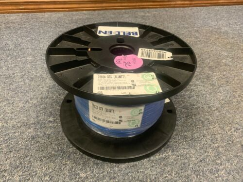 Belden 7502A G7X 250ft Coaxial Cable 22 AWG