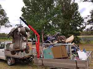 Rubbish removal and recycling Mangrove Mountain Gosford Area Preview