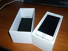I PHONE 6 128 GIG SILVER NEW IN BOX Seaford Frankston Area Preview