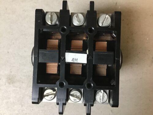 Telemecanique 2200 EB430AA Contactor 120 Volt