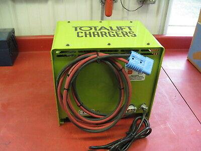Totalift Industrial Battery Charger Forklift Scrubber Sweeper 24 Vdc Volt