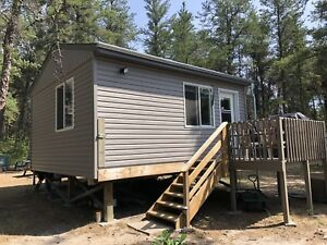 **$95**OPEN DATES AUG 23-OCT. LESTER BEACH CABIN RENTAL, BELAIR,