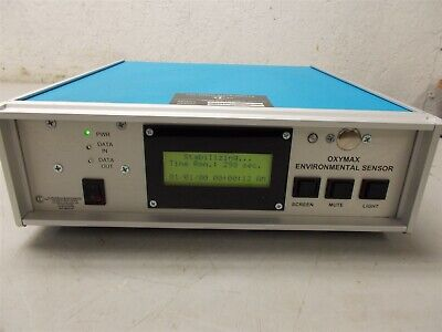 Columbus Instruments Oxymax Environmental Sensor Animal Trainer System