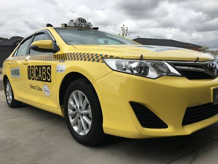 TAXI car FOR SALE  2014 Toyota Camry Sedan Clayton South Kingston Area Preview