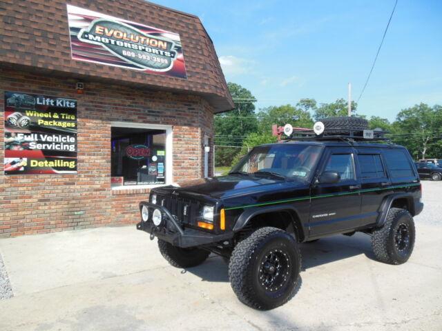 20000000 Jeep Cherokee