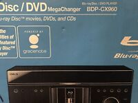 Sony BDP CX960 Multi Disc Blu Ray Player Service Manual