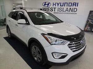 2013 Hyundai Santa Fe XL 3.3L AWD Premium 92$/semaine