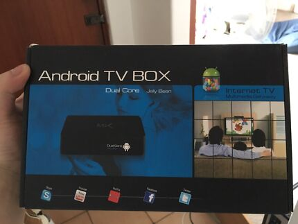 ANDROID TV BOX internet tv