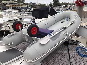 Inflatable dinghy ACHILLES Soldiers Point Port Stephens Area Preview