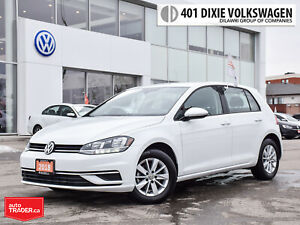 2018 Volkswagen Golf 5-Dr 1.8T Trendline 6sp at w/Tip Backup Cam