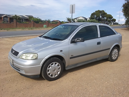 2002 Holden Astra City ts 1.8 Greenwith Tea Tree Gully Area Preview