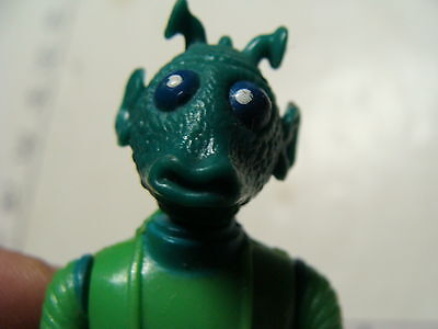 action figure--1978 STAR WARS FIGURE GREEN GUY GREEDO