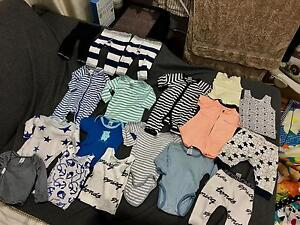 baby boy clothing bundle - ALL BONDS Vista Tea Tree Gully Area Preview