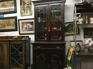 Great library cabinet $200 or b/o