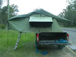 Custom built off road camping trailer Ormeau Gold Coast North Preview